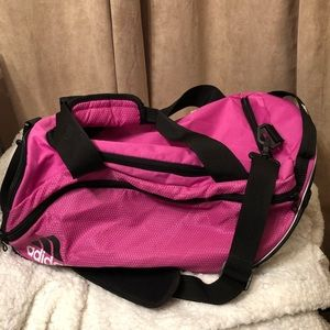 Adidas soccer gym bag